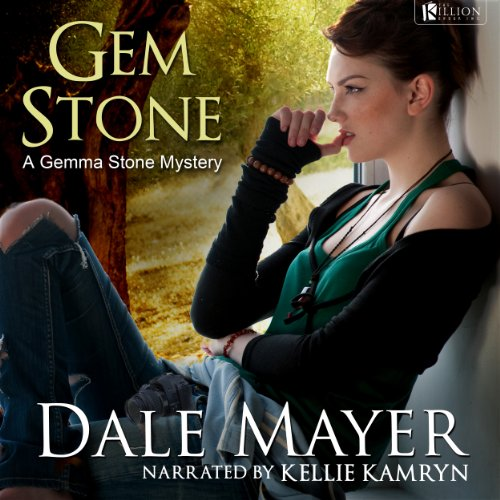 Gem Stone audiobook cover art