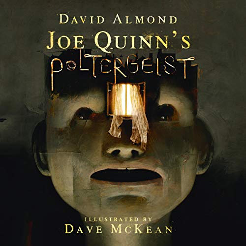 Joe Quinn's Poltergeist audiobook cover art
