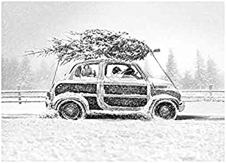 Best black and white christmas cards Reviews