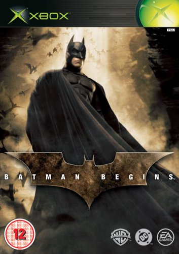 Batman Begins (Xbox) UK IMPORT