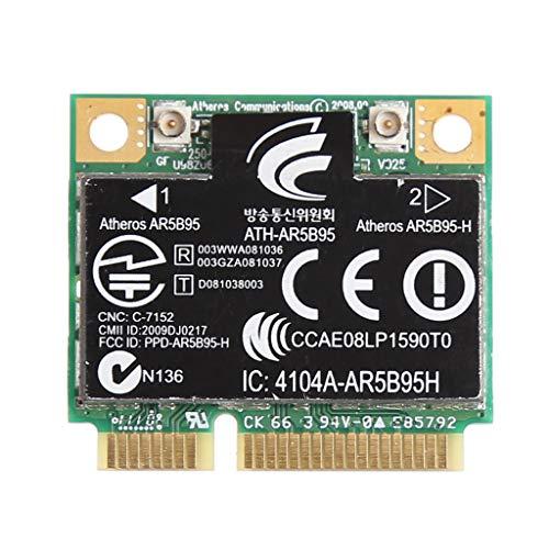 changzhou Tarjeta Pcie, Inalámbrico 150M 802.11b/g/n Medio Mini PCI-E Tarjeta Para Atheros...