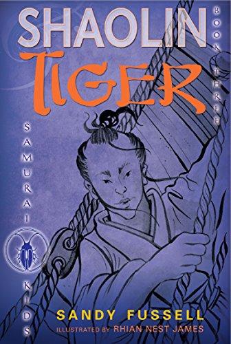 Samurai Kids #3: Shaolin Tiger
