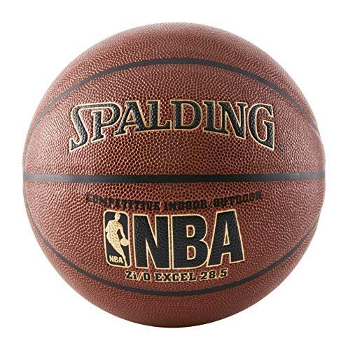 "Spalding NBA Zi/O Excel Basketball - Intermediate Size 6 (28.5"")"