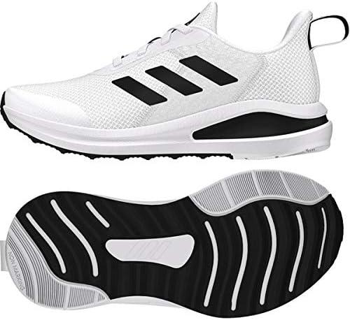 adidas - Fortarun K - FW2576 - Color: White - Size: 7 Big Kid