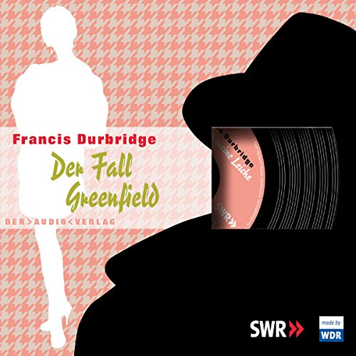Der Fall Greenfield audiobook cover art