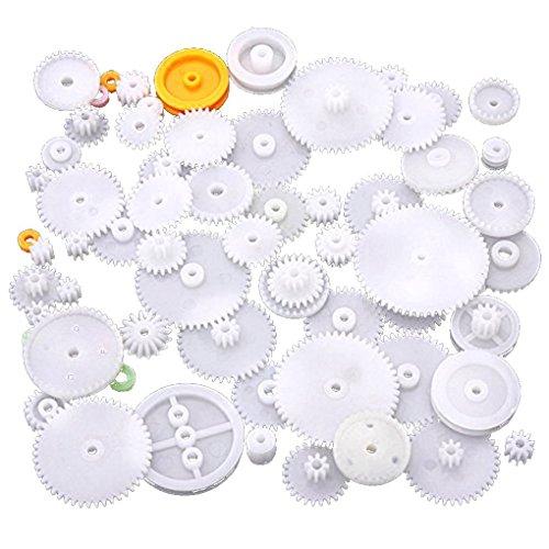 Aiming Cojinete de plástico Juego de Engranajes Varios Tipos de Engranaje Paquete...