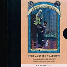 The Austere Academy: A Series of Unfortunate Events #5