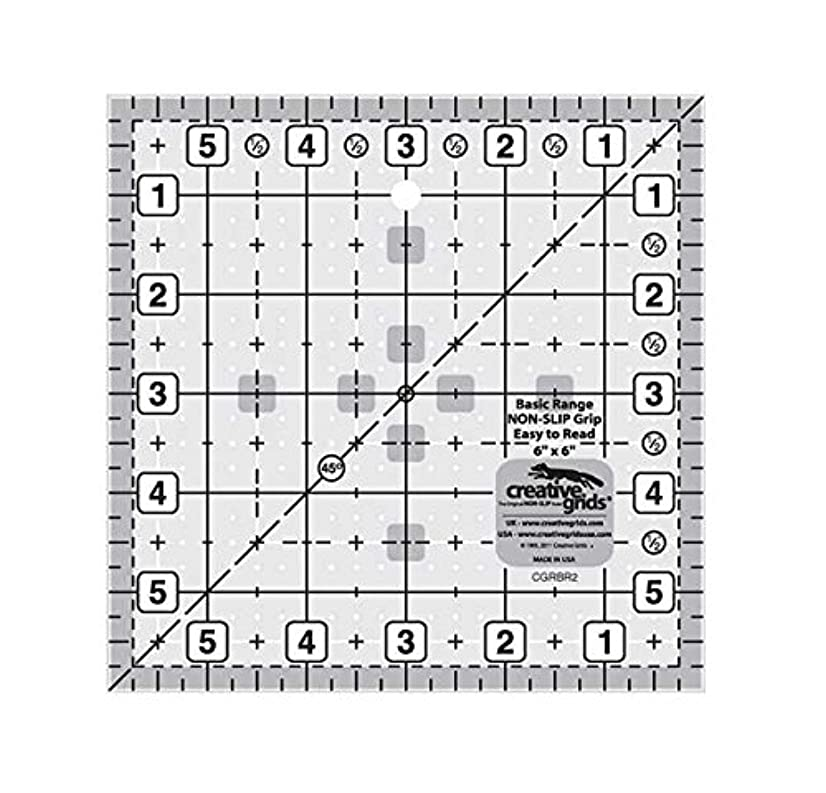 Creative Grids USA Creative Grids Basic Range 6in Square