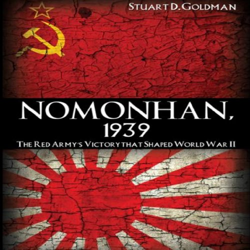 Nomonhan, 1939 audiobook cover art