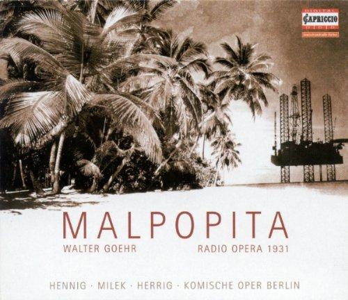 Malpopita: Departure: Boot klar, Trossen los (Piet Hein, Richard, Adam, Parker)