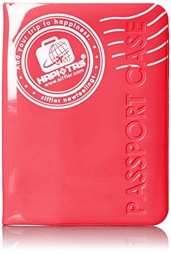 [ハピタス] パスポートケース小 豊富な柄 パスポートカバー HAP7021 パスポートケース マイメロディ サンリオ 13.5 cm 0.05kg マゼンタ