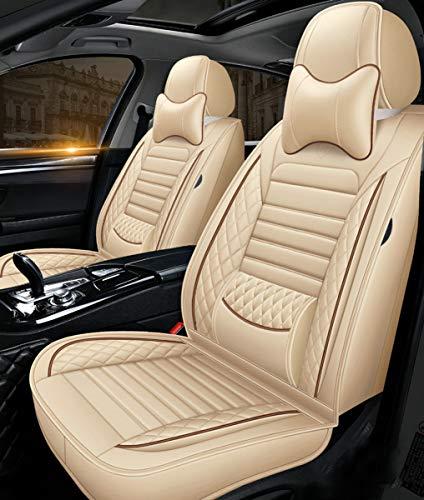 Cubierta de asiento de carro completo, cuero profesional de la PU,D