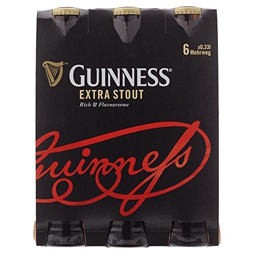 Guinness Extra Stout MEHRWEG, (6 x 0,33...
