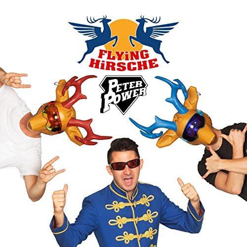 Peter Power &  Flying Hirsche