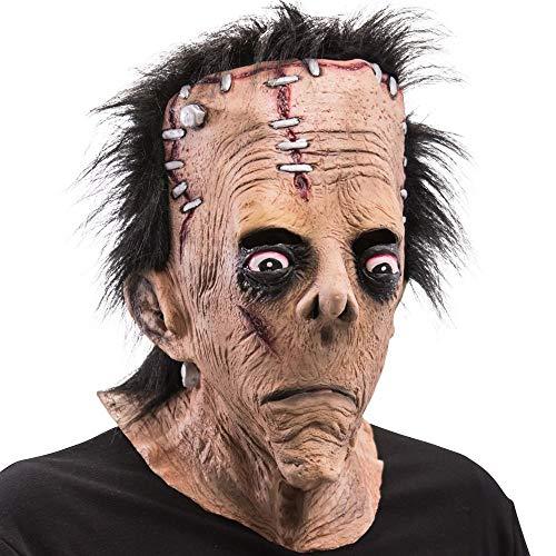 Carnival Toys Maschera gigante Frankenstein in lattice capelli