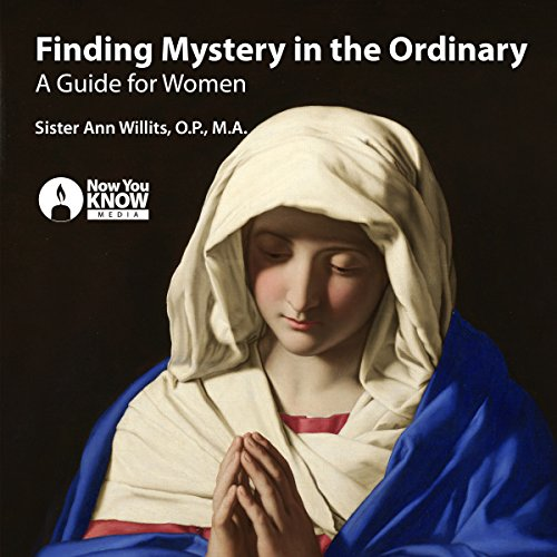 Finding Mystery in the Ordinary audiobook cover art