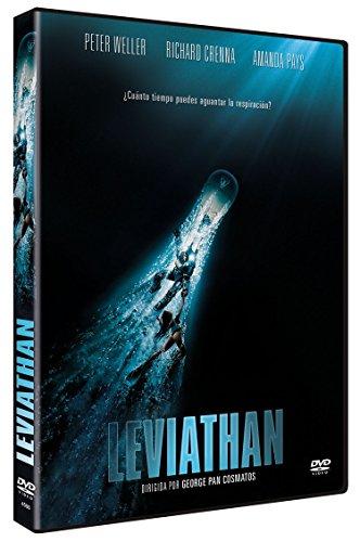 Leviathan. El Demonio Del Abismo DVD 1989 Leviathan