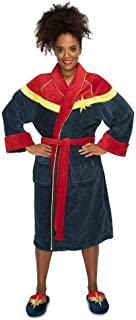 Captain Marvel Ladies Robe