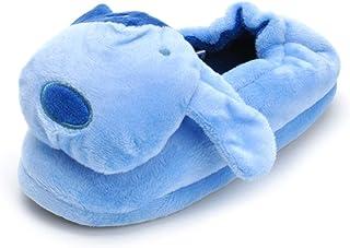 Estamico Toddler Boys' Doggy Slipper