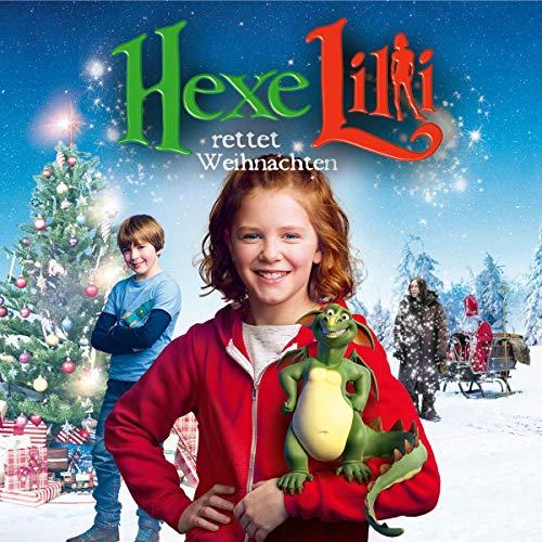 Hexe Lilli rettet Weihnachten. Das Hörspiel zum Kinofilm Titelbild