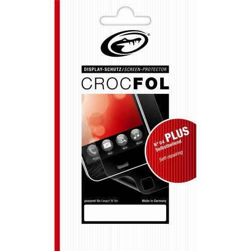 Crocfol Plus - Protector de pantalla para Samsung Galaxy Trend Lite s7390