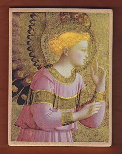 Fra Angelico(1450/1455),Annunciatory Angel.