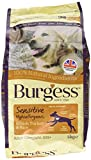 Burgess Sensitive Hypoallergenic Dog Food Adult British Turkey And Rice 2kg