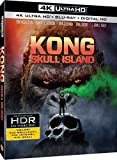Kong: Skull Island (4K Ultra HD + Blu-Ray Disc + Copia Digitale) (2 Blu-Ray)