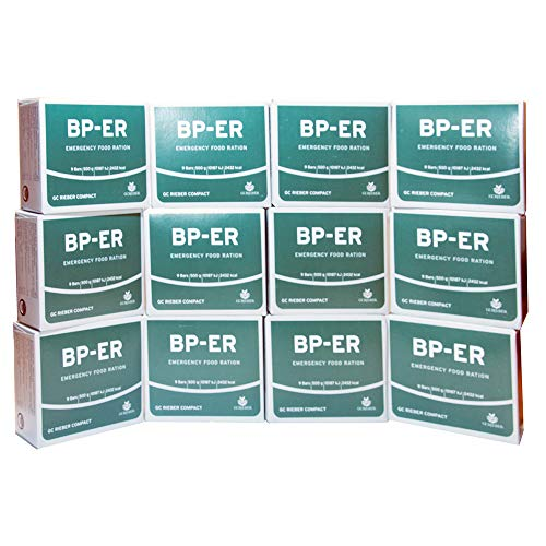 Lebenskraft BP ER Elite Emergency Food 12 x 500 Gramm des führenden Herstellers