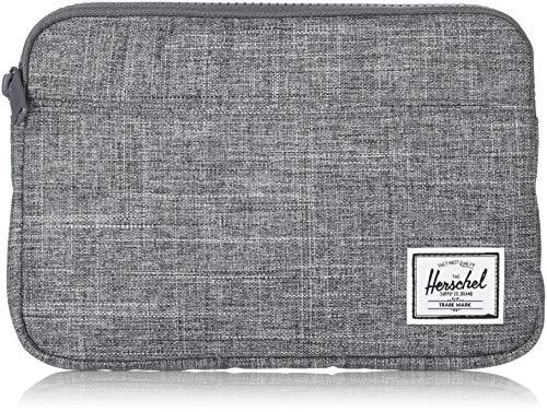 Herschel Anchor Sleeve for MacBook/iPad, Raven Crosshatch, Mini