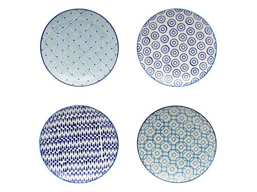 TABLE PASSION AAS3562044 Assiette, Multicolore, 26 X 26