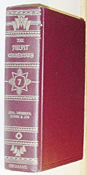 Hardcover The Pulpit Commentary (Ezra, Nehemiah, Esther and Job) Book