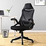 BERLMAN Ergonomic High Back mesh Office Chair with Adjustable Armrest Lumbar Support Headrest Swivel Task Desk Chair Computer Chair