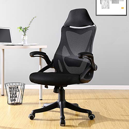 BERLMAN Ergonomic High Back mesh Office Chair with...