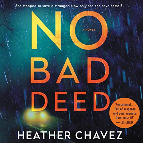 No Bad Deed audiobook cover art