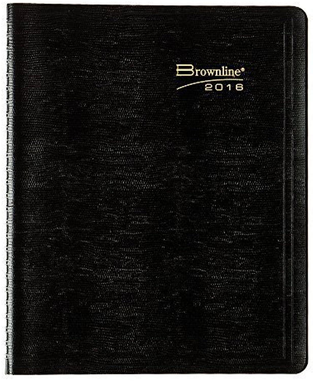 braunline 2016 Planner Plus Plus Plus Monthly Planner, 14 Months, Twin-Wire, schwarz, 11  x 8.5  (CB1262N.BLK-16) by braunline B018REEQNM   Abgabepreis  79b671