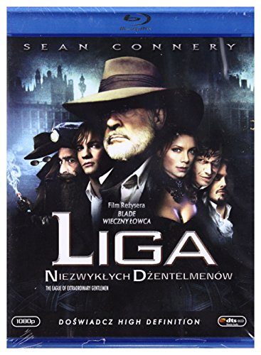 La liga de los hombres extraordinarios [Blu-Ray] [Region Free] (Audio español. Subtítulos en español)