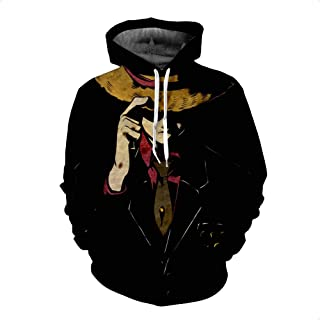 HZ andi Tokyo Ghoul Ken Kaneki Costume Cosplay Vestiti Tokyo Ghouls Vestiti Uomini//Donne 4 Set Anime Giapponesi