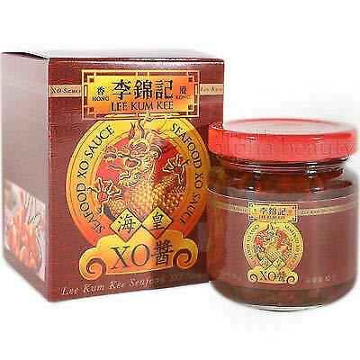 Lee Kum Kee Hong Kong Seafood Xo Sauce (80g/2.8oz.)