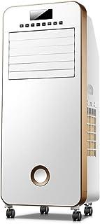 Refrigeradores del Pantano, De Iones Negativos Purificación Y Humidificación / 8 Metros De Control Remoto 7,5H Tiempo/Móvil del Acondicionador De Aire del Ventilador, 10L Grande Diseño del Tanque De