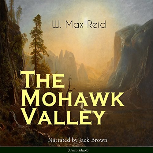 The Mohawk Valley audiobook cover art