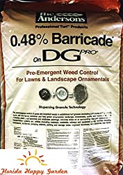 top 10 pre emergent ANDERSONS, Barricade Weed Control Granular