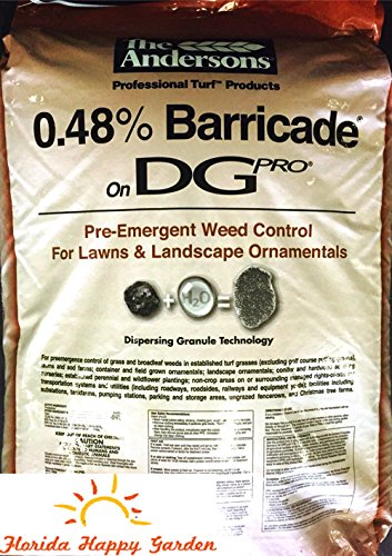 ANDERSONS, THE Barricade Granular Weed Preventer