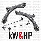 Coppia bracci oscillanti, sospensione ruota e biellette barra DX/Sx 2P194227