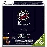 Caffè Vergnano 1882 Èspresso Capsule Caffè Compatibili Nespresso Compostabili, Intenso - 8 confezioni da 30 capsule (totale 240)
