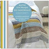 Mantas Con Franjas De Ganchillo (Crochet)