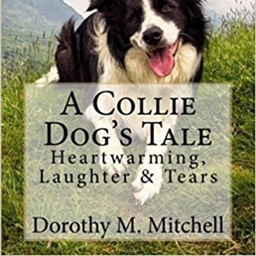 A Collie Dog's Tale audiobook cover art