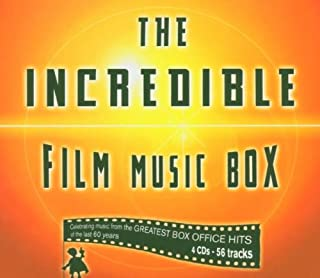 Incredible Film Music Box