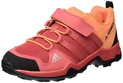 adidas Adidas Unisex-Kinder Terrex Ax2r Cf K Wanderschuhe, Pink (Rostac/Rostac/Narsen), 36 2/3