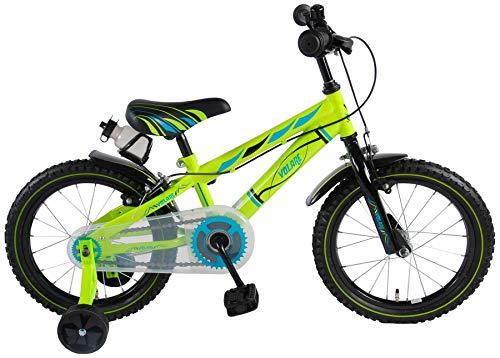 .Volare Bicicleta Niño Chico 16 Pulgadas Frenos al Manillar